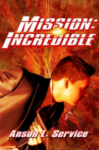 Mission Incredible Book Cover 700x2000 pixels
